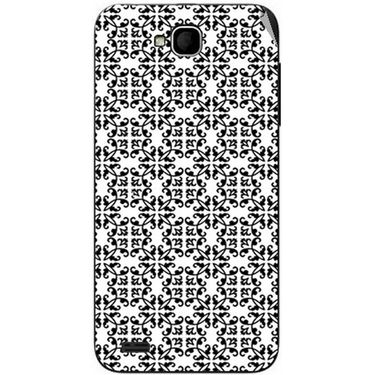 Snooky 41046 Digital Print Mobile Skin Sticker For XOLO Q800 - White