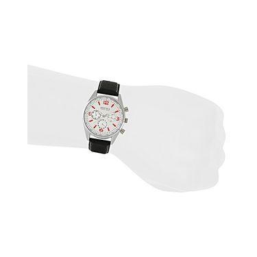 Exotica Fashions Analog Round Dial Watches_E15ls11 - White