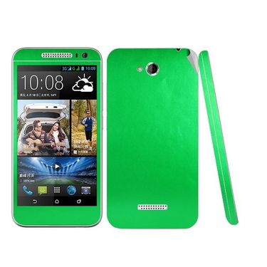 Snooky 20679 Mobile Skin Sticker For HTC Desire 616 - Green