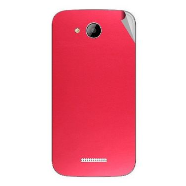 Snooky 43258 Mobile Skin Sticker For Intex Aqua i5 - Red