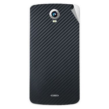 Snooky 43267 Mobile Skin Sticker For Intex Aqua i6 - Black