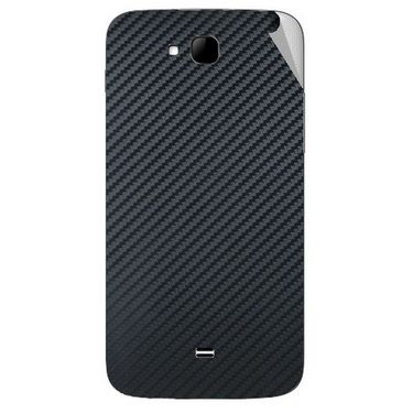 Snooky 43291 Mobile Skin Sticker For Intex Aqua i15 - Black