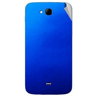 Snooky 43292 Mobile Skin Sticker For Intex Aqua i15 - Blue