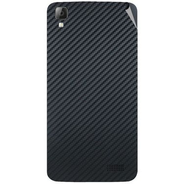 Snooky 43339 Mobile Skin Sticker For Intex Aqua N7 - Black