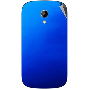 Snooky 43508 Mobile Skin Sticker For Intex Aqua T2 - Blue