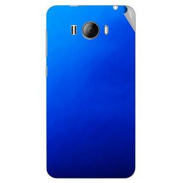 Snooky 43616 Mobile Skin Sticker For Intex Aqua N15 - Blue