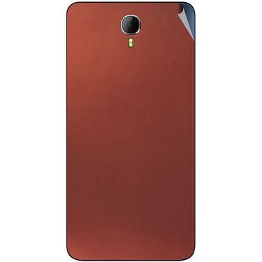 Snooky 43631 Mobile Skin Sticker For Intex Aqua Star 2 - Copper