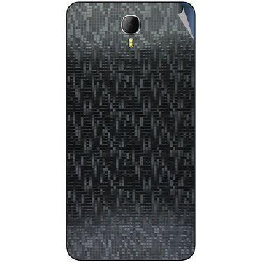 Snooky 43632 Mobile Skin Sticker For Intex Aqua Star 2 - Black