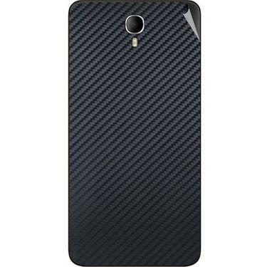 Snooky 43639 Mobile Skin Sticker For Intex Cloud M6 - Black