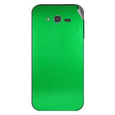 Snooky 43672 Mobile Skin Sticker For Intex Cloud Y5 - Green