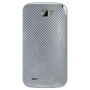 Snooky 43686 Mobile Skin Sticker For Intex Cloud Z5 - silver