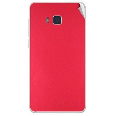 Snooky 43738 Mobile Skin Sticker For Lava Iris 406Q - Red