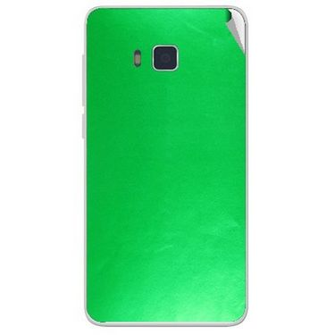 Snooky 43744 Mobile Skin Sticker For Lava Iris 406Q - Green