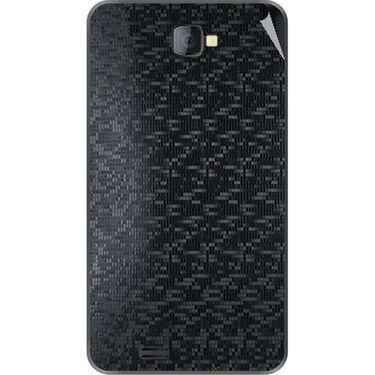 Snooky 43764 Mobile Skin Sticker For Lava Iris 502 - Black