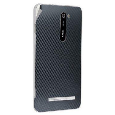 Snooky 43771 Mobile Skin Sticker For Lava Iris 503 - Black