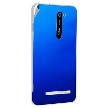 Snooky 43772 Mobile Skin Sticker For Lava Iris 503 - Blue