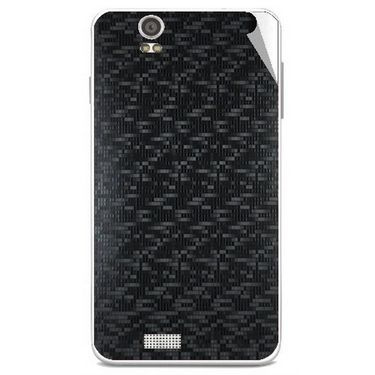 Snooky 43896 Mobile Skin Sticker For Lava Iris X5 - Black