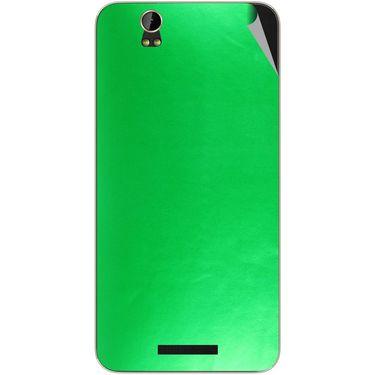 Snooky 43912 Mobile Skin Sticker For Lava Iris X1 Grand - Green