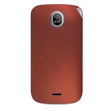 Snooky 43979 Mobile Skin Sticker For Micromax Ninja A89 - Copper