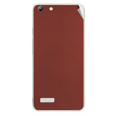 Snooky 44339 Mobile Skin Sticker For Micromax Canvas Hue AQ5000 - Copper