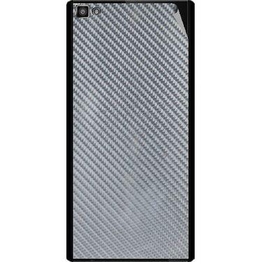 Snooky 44394 Mobile Skin Sticker For Xolo Hive 8X 1000 - silver