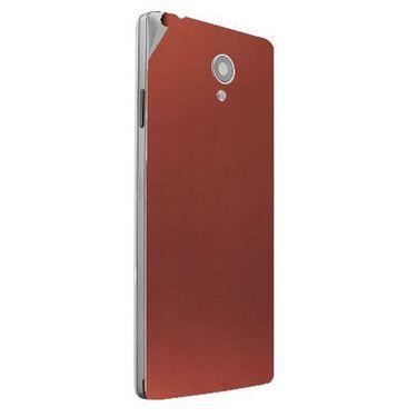 Snooky 44411 Mobile Skin Sticker For Xolo A500 Club - Copper