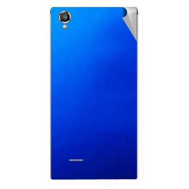 Snooky 44456 Mobile Skin Sticker For Xolo A550S IPS - Blue