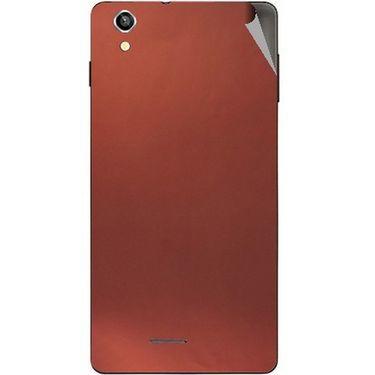 Snooky 44495 Mobile Skin Sticker For Xolo A1010 - Copper