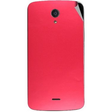 Snooky 44506 Mobile Skin Sticker For Xolo Omega 5.0 - Red