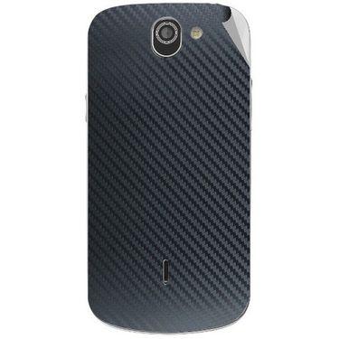 Snooky 44539 Mobile Skin Sticker For Xolo Q600 - Black
