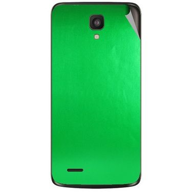 Snooky 44584 Mobile Skin Sticker For Xolo Q700 - Green