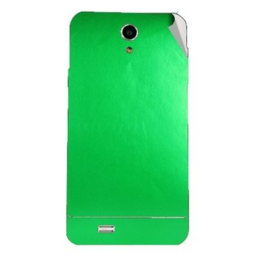 Snooky 44620 Mobile Skin Sticker For Xolo Q900 - Green