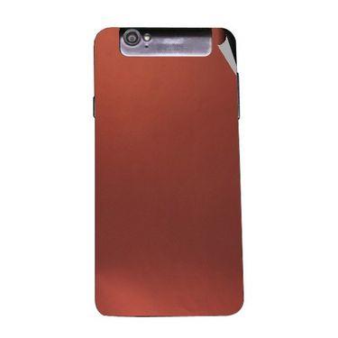 Snooky 44711 Mobile Skin Sticker For Xolo Q3000 - Copper