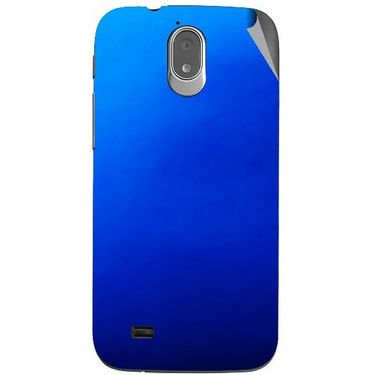 Snooky 44720 Mobile Skin Sticker For Xolo Play T1000 - Blue
