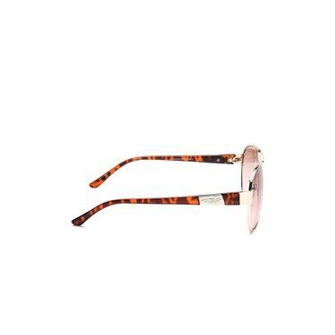 Alee Metal Oval Unisex Sunglasses_143 - Baby Pink