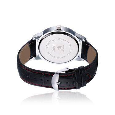 Rico Sordi Analog Round Dial Watch_Rwl42 - Black