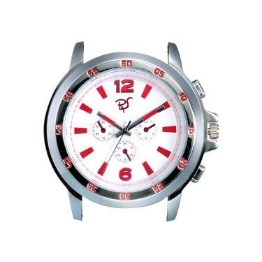 Rico Sordi Analog Round Dial Watch_Rws61 - White
