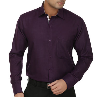 Pack of 3 Fizzaro Full Sleeves Cotton Shirts For Men_Fs10368