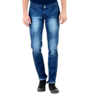 Pack of 4 Slim Fit Attractive Jeans_Jd86s15