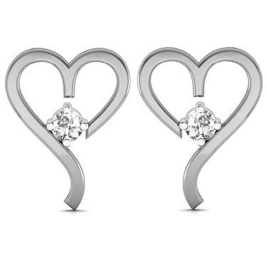 Ag Real Diamond Pooja Earrings_Agse0006w