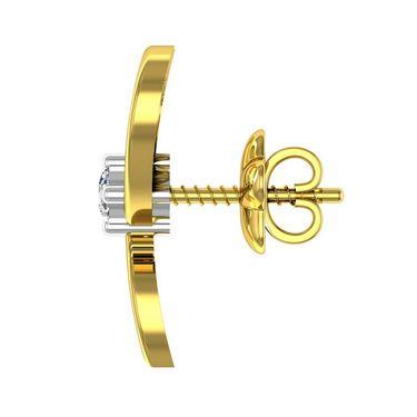 Ag Real Diamond Aaliya Earrings_Agse0006y