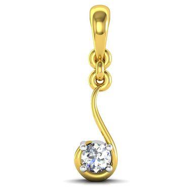 Ag Real Diamond Patana Earrings_Agse0136y