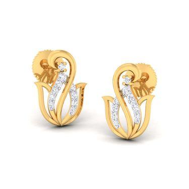 Kiara Sterling Silver Vidya Earrings_5135e