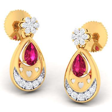 Kiara Sterling Silver Chitra Earrings_5212e