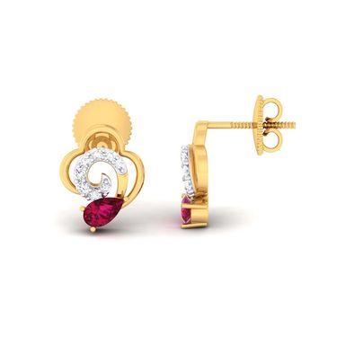 Kiara Sterling Silver Kasturi Earrings_5216e