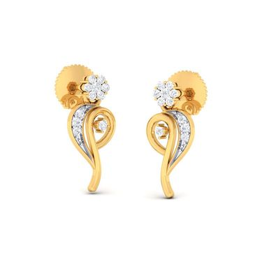Kiara Sterling Silver Aarati Earrings_5224e