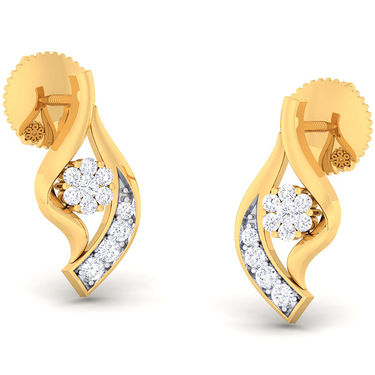 Kiara Sterling Silver Samidha Earrings_5428e