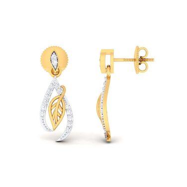 Kiara Sterling Silver Prutha Earrings_5457e