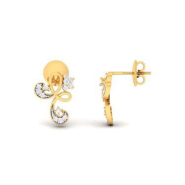 Kiara Sterling Silver Leena Earrings_5492e