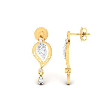 Kiara Sterling Silver Rani Earrings_6258e